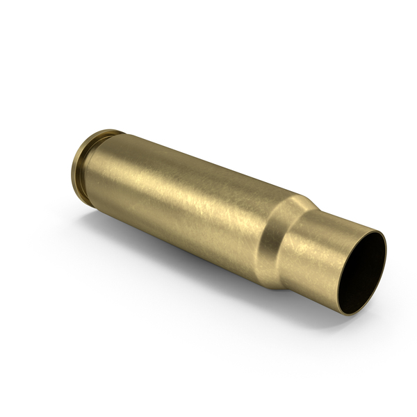 Munitions: Cartridge Case AK47 PNG & PSD Images