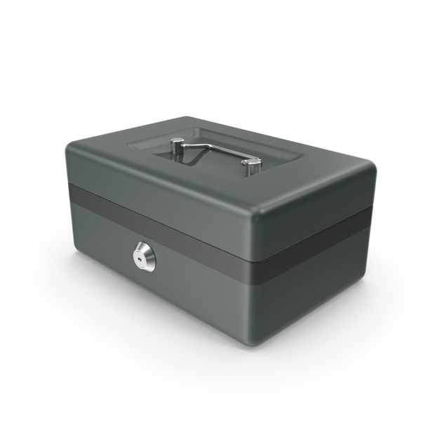 Cash Box PNG & PSD Images