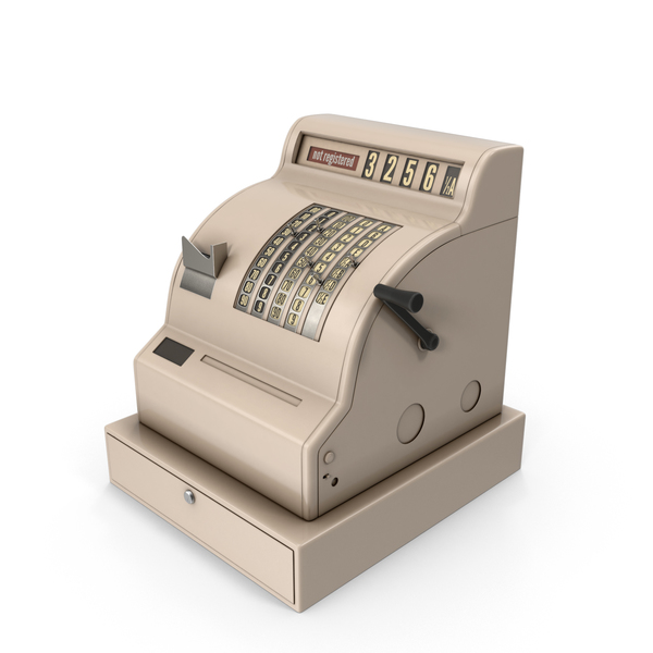 Cash Register Object