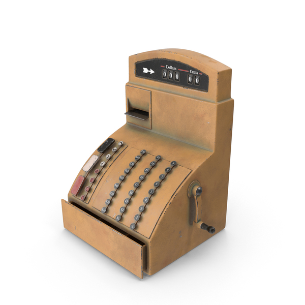 Cash Register PNG & PSD Images
