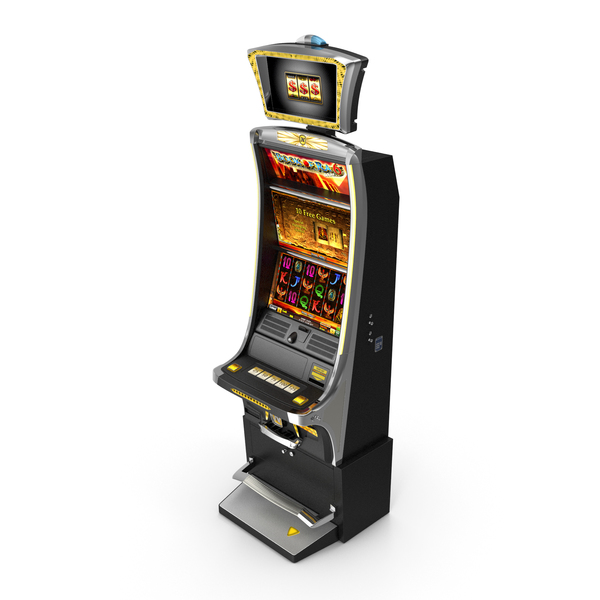 Casino Slot Machine Gold PNG & PSD Images