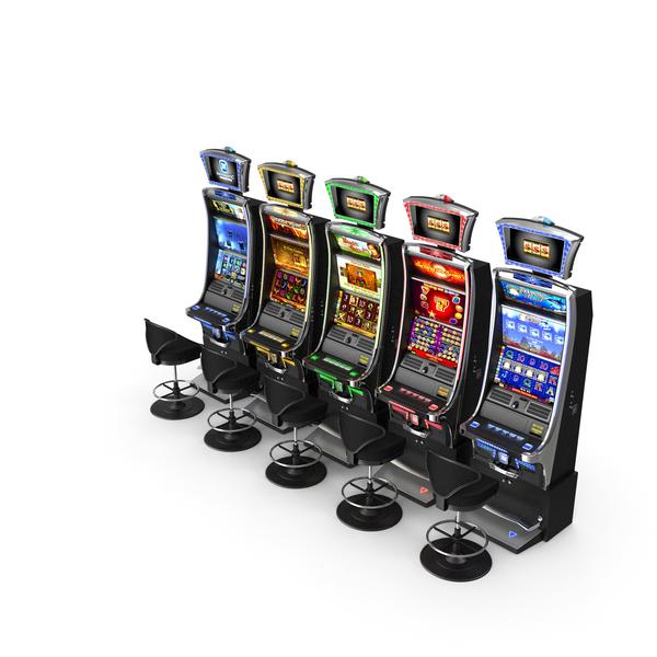 Machine: Casino Slot Machines PNG & PSD Images
