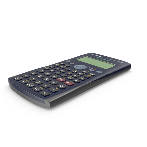Casio Calculator PNG & PSD Images