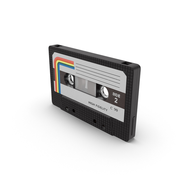 Cassette Tape PNG & PSD Images