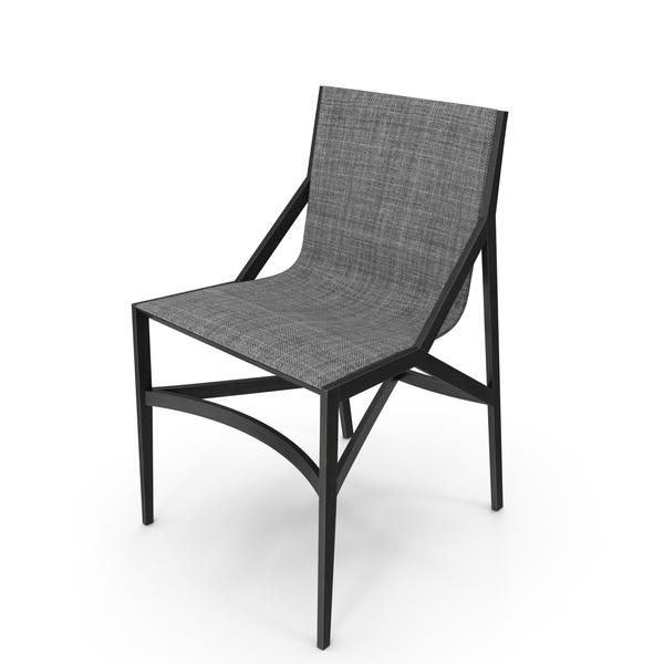 Cassina Pilotta Chair Black Suit PNG & PSD Images