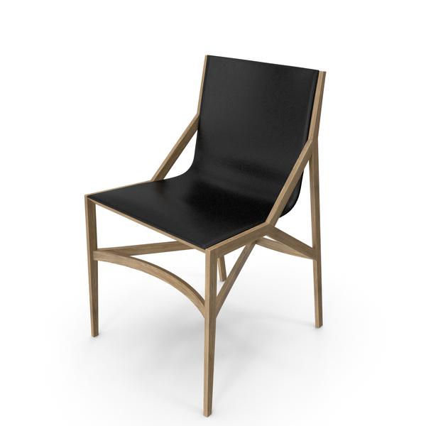 Cassina Pilotta Chair Oak PNG & PSD Images