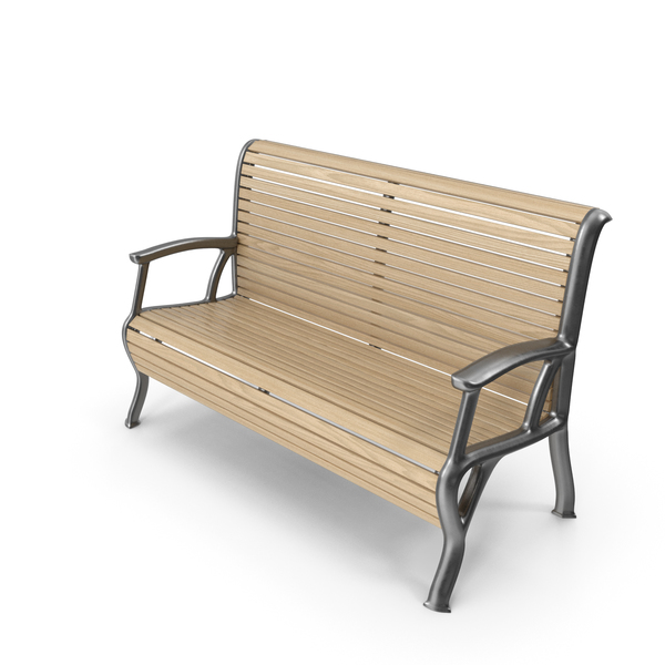 Park: Cast Bench PNG & PSD Images