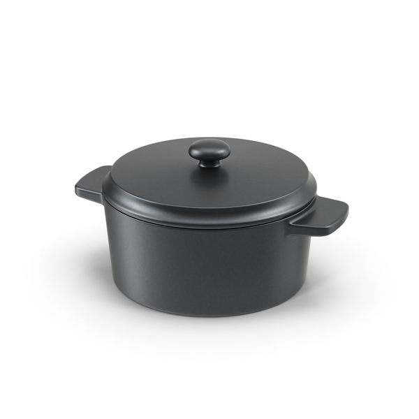 Cast Iron Pot PNG & PSD Images