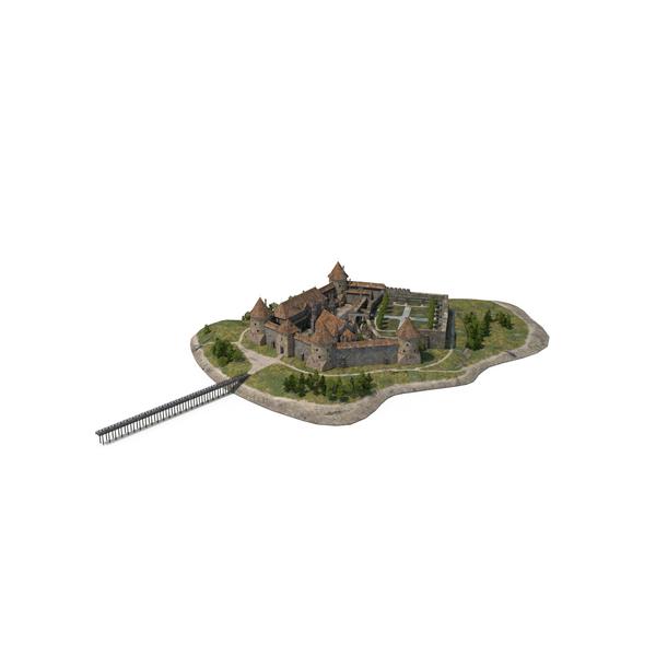 Castle PNG & PSD Images