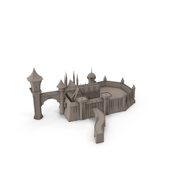 Castle Cathedral PNG & PSD Images