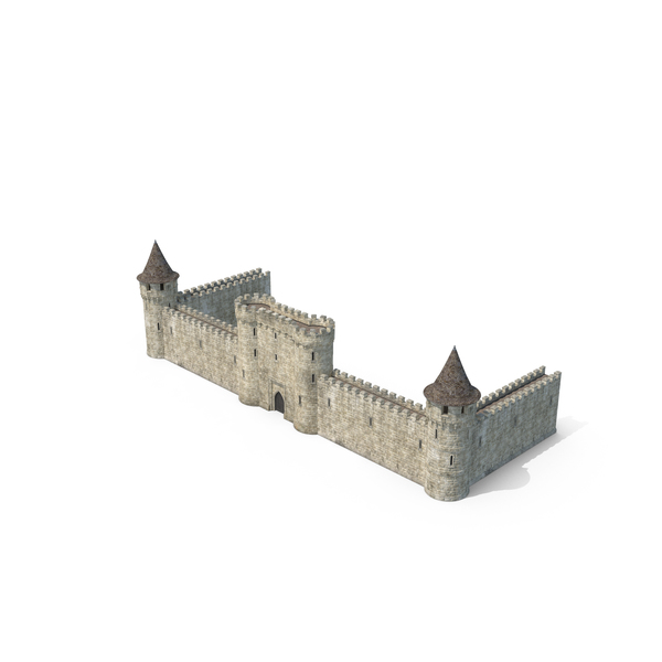 Gate: Castle Gatehouse Object