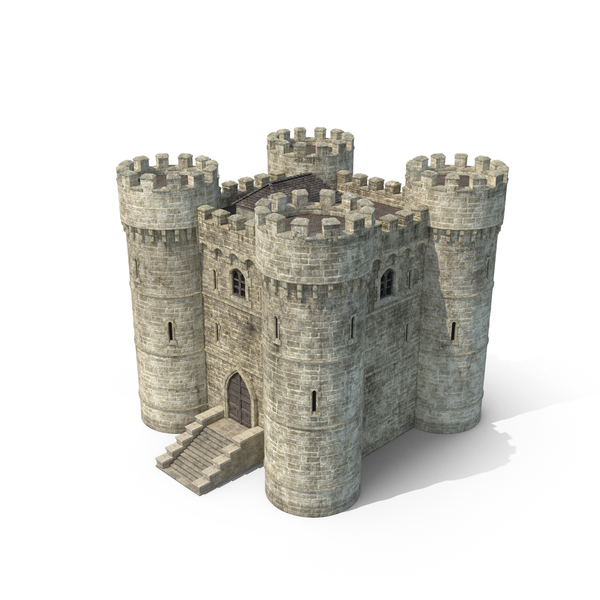 Castle Keep PNG & PSD Images