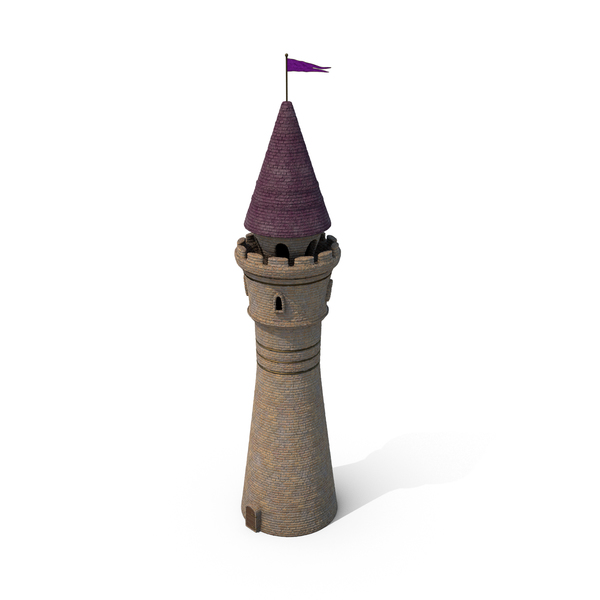 Castle Tower PNG & PSD Images