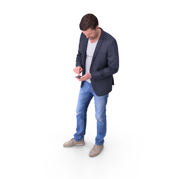 Casual Man PNG & PSD Images