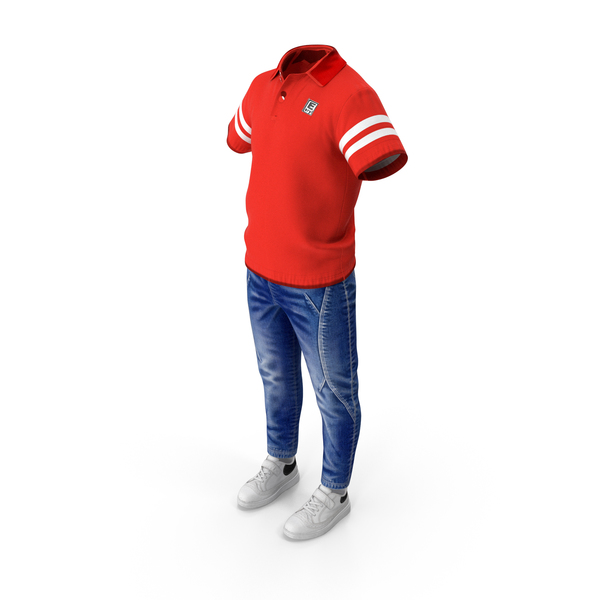 Casual Teenage Clothes PNG & PSD Images