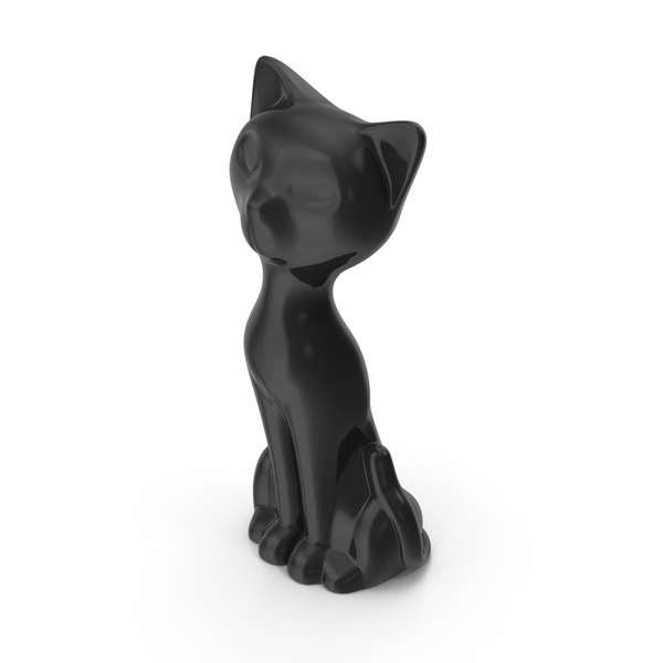 Cat Statue PNG & PSD Images