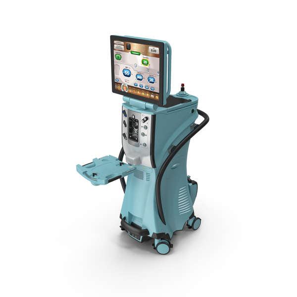 Medical Scanner: Cataract Ophthalmic System PNG & PSD Images
