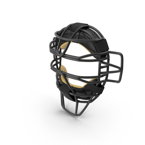 Catcher's Face Mask PNG & PSD Images