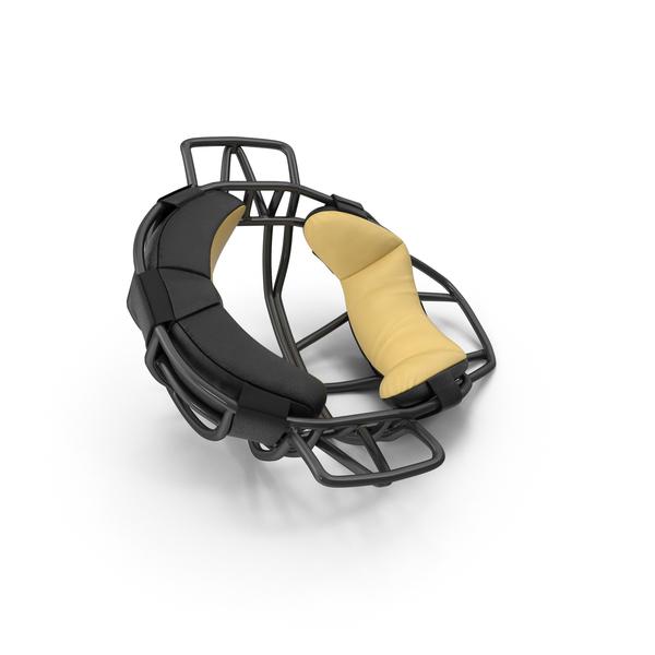 Catcher's Helmet PNG & PSD Images