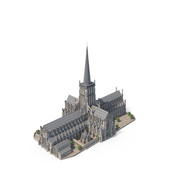Cathedral PNG & PSD Images