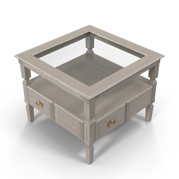 Cavio Fiesole FS1123 End Table Object