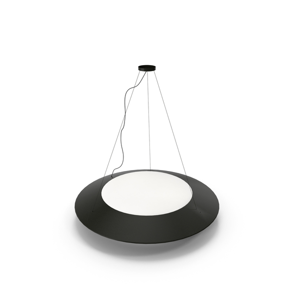 Cedrimartini Ufo Glass-fibre Pendant Lamp PNG & PSD Images