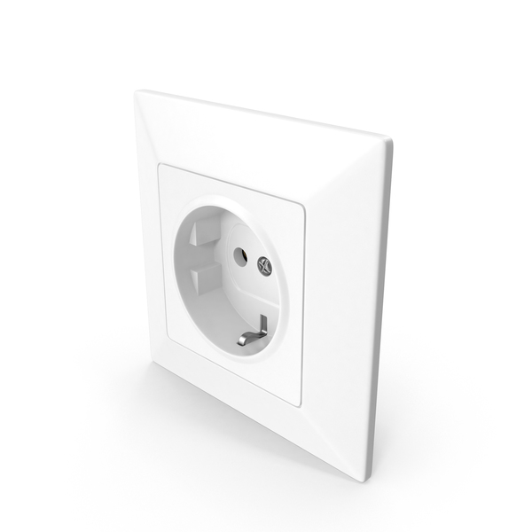 Outlet: CEE 7 Electrical Socket PNG & PSD Images
