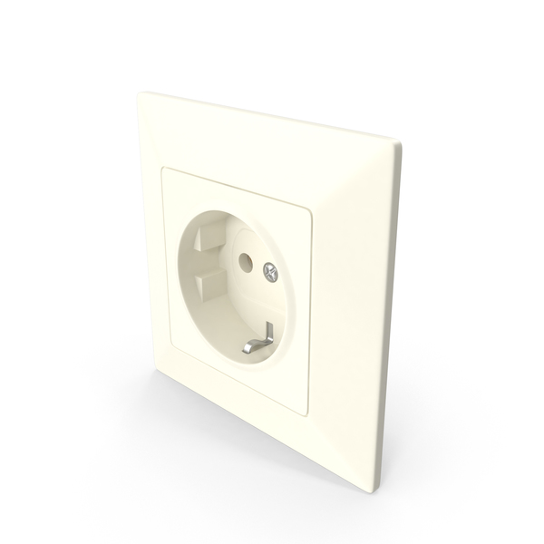 CEE 7 Electrical Socket PNG & PSD Images