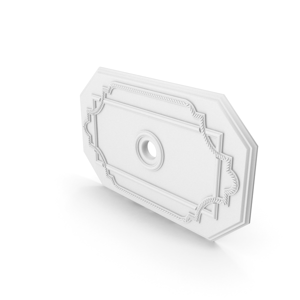 Ceiling Medallion PNG & PSD Images