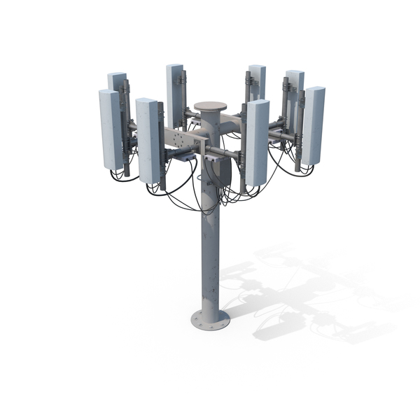 Phone Tower: Cell Site PNG & PSD Images