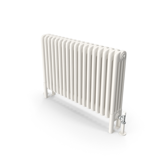 Central Heating Radiator PNG & PSD Images