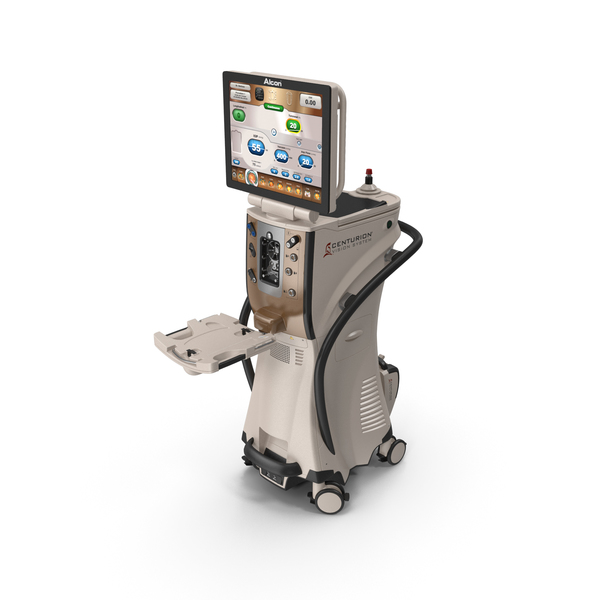 CENTURION Vision Cataract Ophthalmic System PNG & PSD Images