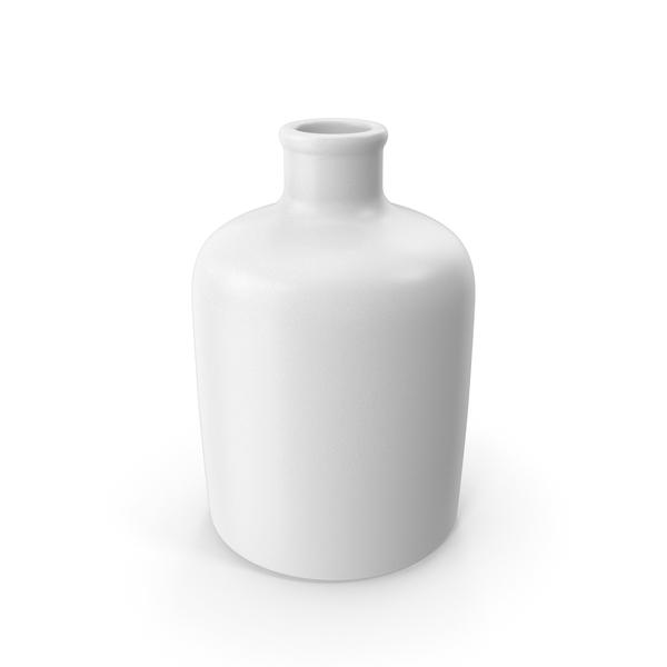 Carafe: Ceramic Bottle PNG & PSD Images