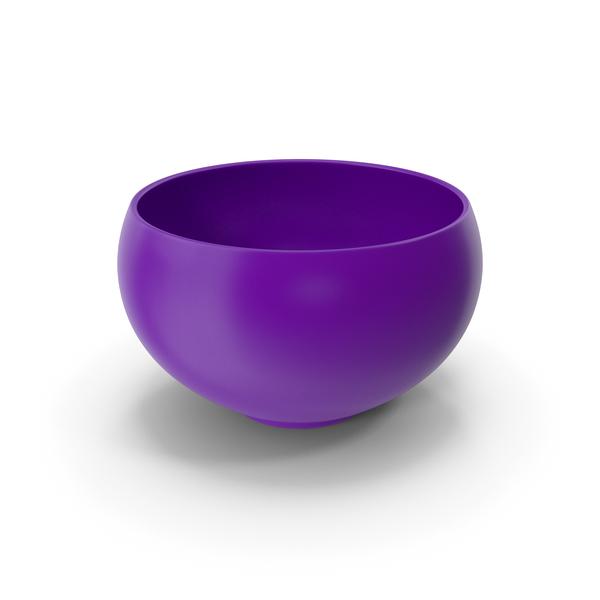 Ceramic Pot Purple PNG & PSD Images
