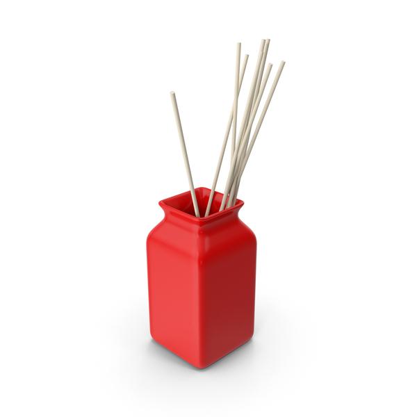 Jar: Ceramic Red Vase PNG & PSD Images