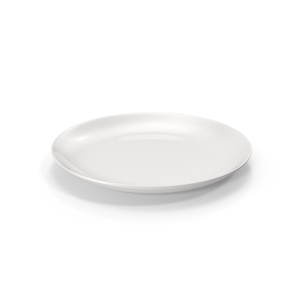 Ceramic Serving Plate PNG & PSD Images