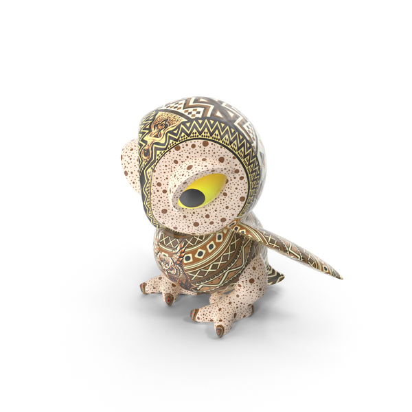 Ceramic Toy Owl PNG & PSD Images