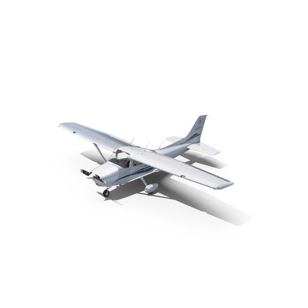 Cessna Skyhawk 172 PNG & PSD Images