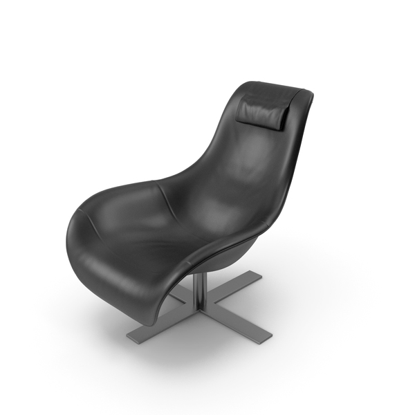 Arm: Chair Black PNG & PSD Images
