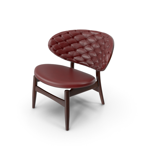 Cafe: Chair Maroon PNG & PSD Images