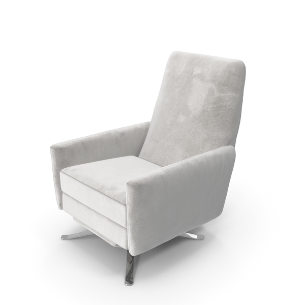 Chair Otto Swivel Recliner PNG & PSD Images