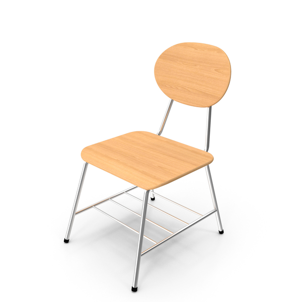 School: Chair PNG & PSD Images
