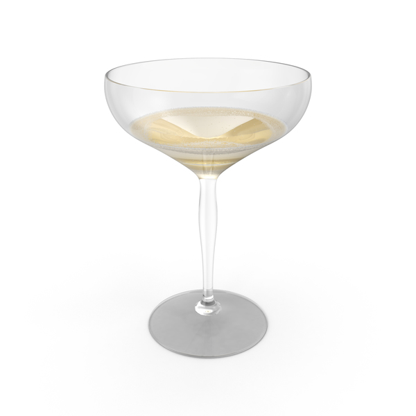 Flute: Champagne Coupe PNG & PSD Images
