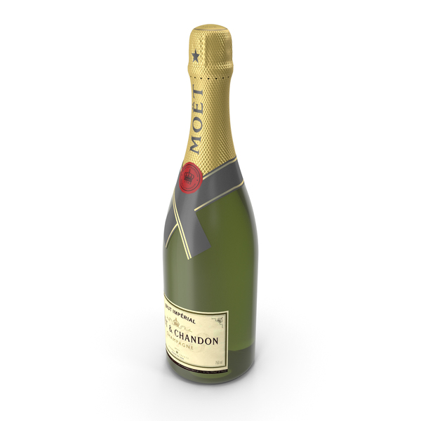 Champagne Moet Chandon PNG & PSD Images