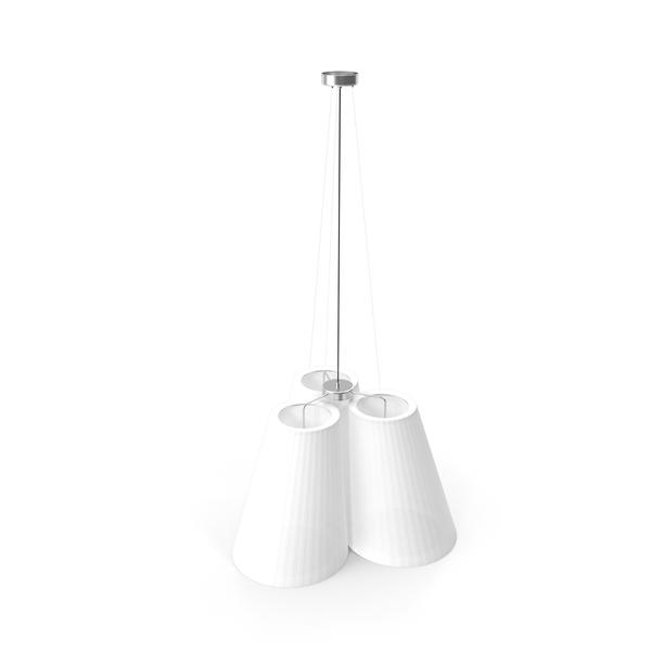 Chandelier Arte Lamp Paralume A9533LM-3SS PNG & PSD Images