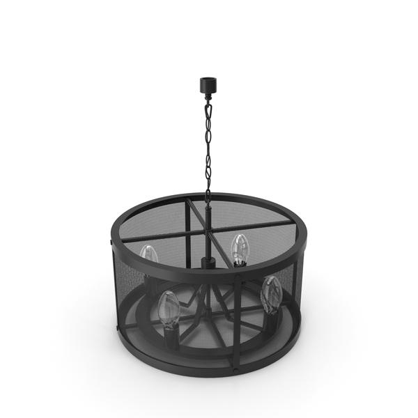 Chandelier Loft Design PNG & PSD Images