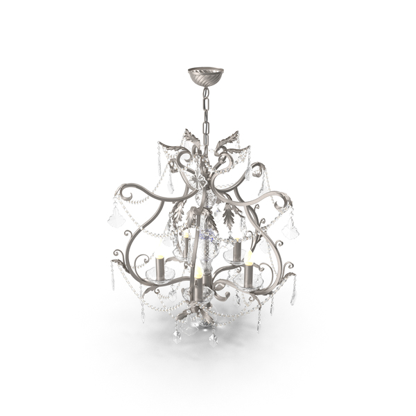 Chandelier the Forged Crystal PNG & PSD Images