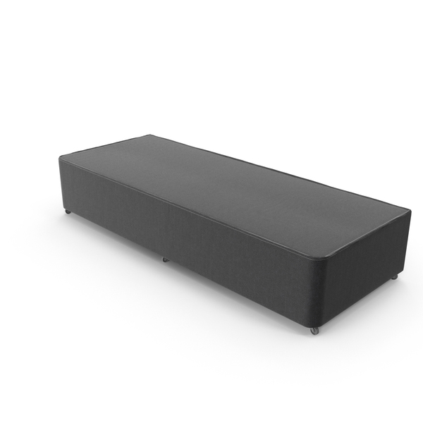 Charcoal Bed Base PNG & PSD Images
