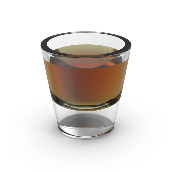 Cheater Shot Glass PNG & PSD Images