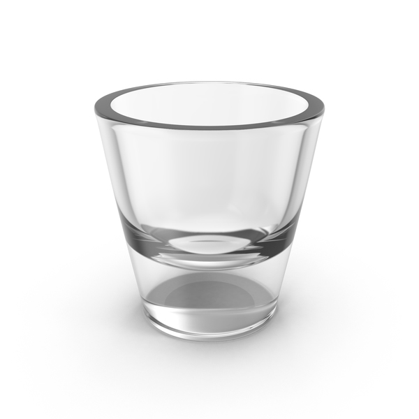 Cheater Shot Glass Empty PNG & PSD Images